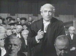Gregory Peck i domstolen