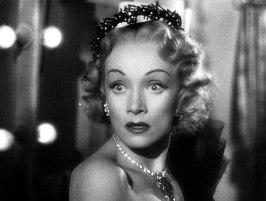 Filmens stora stjärna Marlene Dietrich