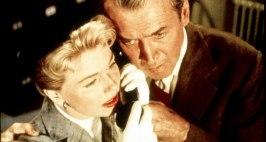 Doris Day och James Stewart ur Mannen som visste för mycket