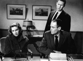 Vera Miles och Henry Fonda ur Fel man