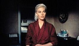 Kim Novak som Madeleine i Scotties lägenhet