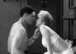 John Gavin och Janet Leigh ur Psycho