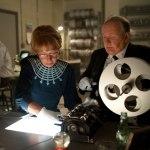 Anthony Hopkins och Helen Mirren som det äkta paret