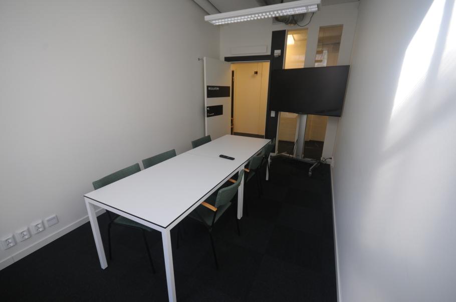 Regulatorn - sammanträdesrum på Karlsgatan 2