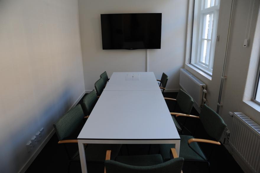 Dynamon - sammanträdesrum på Karlsgatan 2