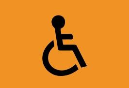 Besökare med rörelsehinder