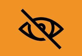 Besökare med synskada