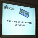 Årsmöte 2013-01