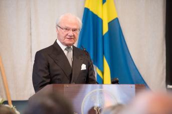 H.M. Kung Carl XVI Gustaf