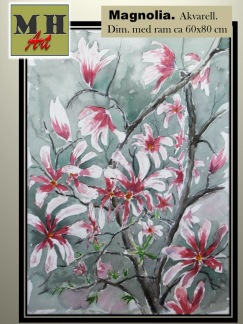 Magnolia (SÅLD!)