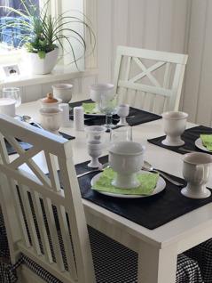 Frukostbuffé boende i rum med frukost på Axtorna B&B mellan Falkenberg & Ullared