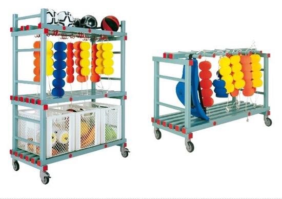 Förvaringsvagnar till vettiga priser. Du kan addera lådor i plast från tex. Ikea för förvaring av småsaker. Hjul som inte rostar, är lättrullade och rejäla - tillhör.