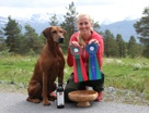 moa Norwegian Bloodtracking Champion