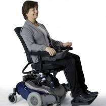 Blue shark - Vito Vital AB: Electrical wheelchair