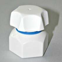 Pill bottle - Nolato Växjöplast:Easy to open