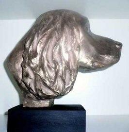 Rensjö Pokalen är en avgjutning av Z Lizas huvud