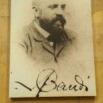 Han var kreativ den där Gaudi!
