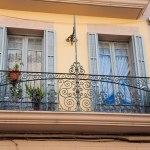 Gillar balkonger!