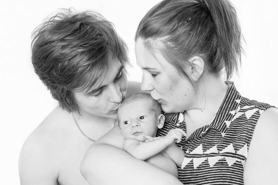 Nyföddfotografering Nässjö Jönköping