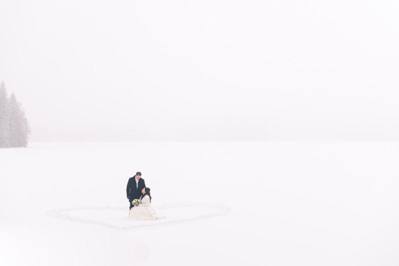 Bröllop vinter