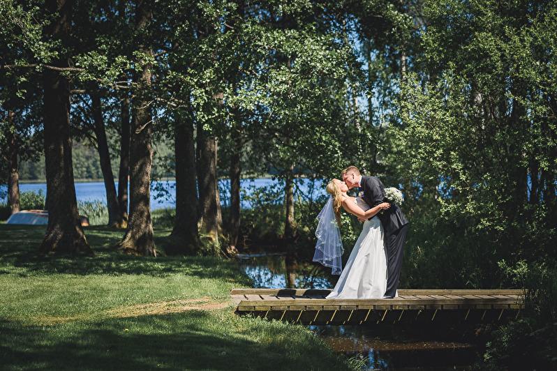 Bröllopsfotografering Norra Sandsjö, Sävsjö