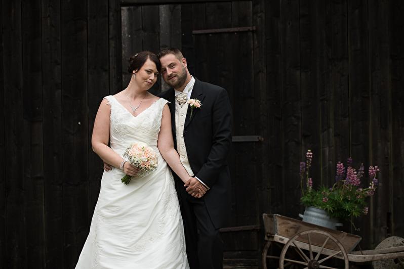 Bröllopsfotografering Vetlanda