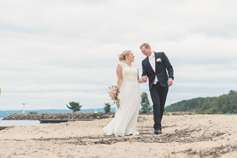 Bröllopsfotografering Domsand, Habo