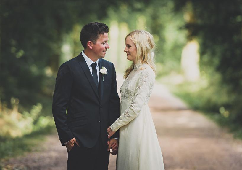 Bröllopsfotografering Visingsö