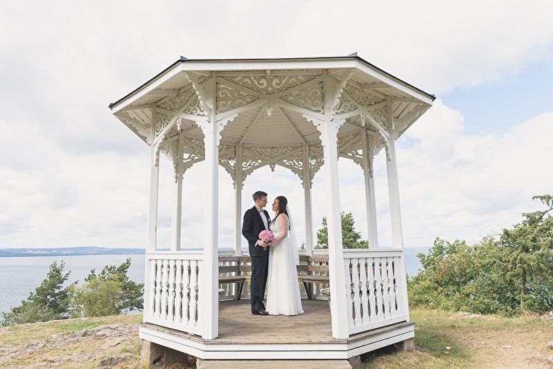 Bröllopsfotografering, Vistakulle, Brunnstorp