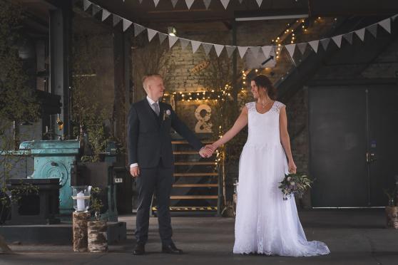 Åminne Bruk Bröllopsfotografering