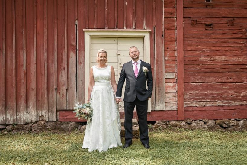 Bröllopsfotografering tenhult Smultronstina