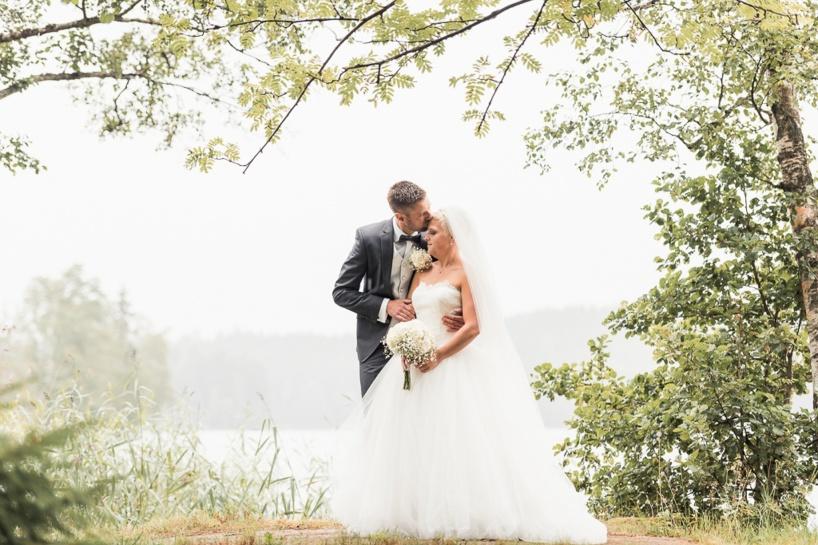Bröllopsfotografering Fotograf Nässjö Smultronstina