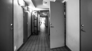 Avskiljningsrummet som det heter, ser ofta ut som en mindre cell utan fönster med bara en madrass på golvet.Foto: Yvonne Åsell / SvD / TT