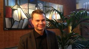 Ulf Olsson (S) kommunstyrelsens ordförande, Borås. Foto: Camilla Walldán/SR