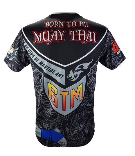 BTM Born To Be Muaythai T-Shirt