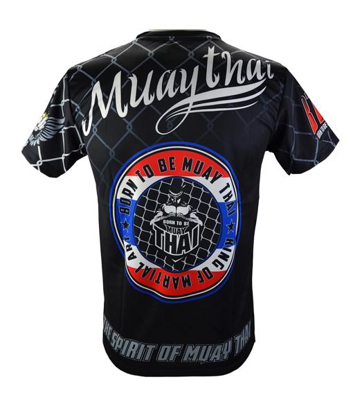BTM Born To Be Muaythai T-Shirt