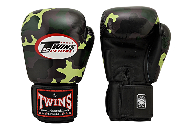 Twins Special Boxing Gloves Camo