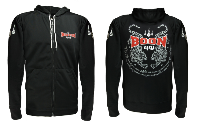 Boon Tiger Hoodie