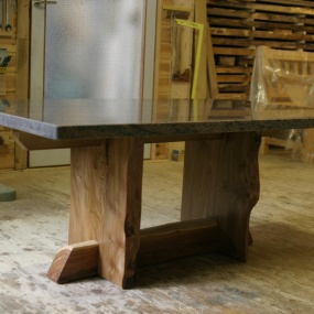 Kaffebord alm/granit