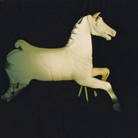 Liten karusellhäst
