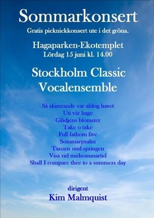 Stockholm Classic Vocalensemble