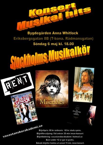 Stockholms Musikalkör