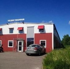 Vilske trappan, Falköping