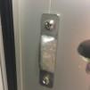 Bläck för låsning - Metallbleck innergrind, större