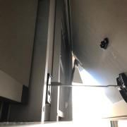 Dörruppställare med hållare