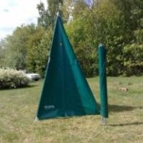 Skul delbart Grönt