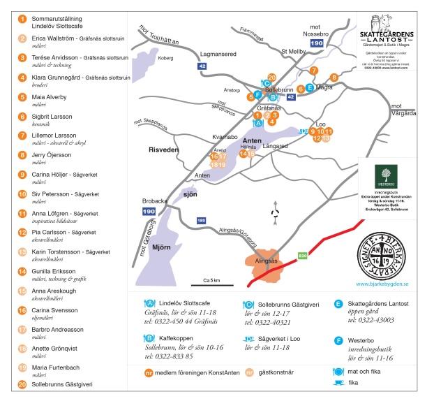 Karta KonstAnten 2020