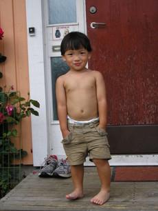 Filip 2,5 år