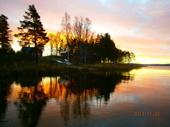 En morgon bild från paradiset...