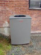 Bosch - Luft/vatten värmeump (utedel)